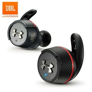 JBL Under Armour Dwayne Johnson Wireless Earbuds IPX7 Sport Bluetooth Headset