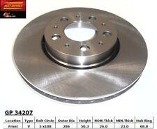 Disc Brake Rotor fits 1999-2007 Volvo S80 V70 S60  BEST BRAKES USA