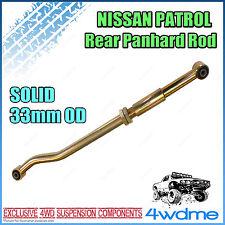 Nissan Patrol GQ GU Series 1 Y60 Y61 4WD Adjustable Rear Panhard Rod Heavy Duty