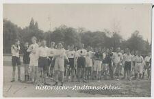 Soccer Vereinstreffen - D. S. C. And Other - Great Old Photo 1920er 1930er