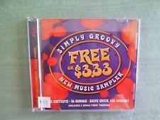Simply Groovy: New Music Sampler Various Artists, Toby Mac, Sanctus Real, John