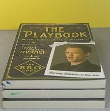 The Playbook: Suit Up. Score Chicks. Be Awesome Barney Stinson (Paperback)NEW