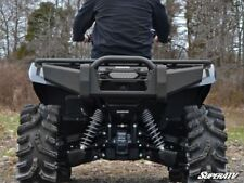 Yamaha Grizzly 550/700 Rear Brush Guard (BLACK) - SuperATV