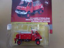 N° 88 RENAULT B110 PONTICELLI Camion Pompier Citerne S.P. de l'ESSONNE 1/43 Neuf
