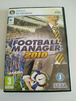 Football Manager 2010 Sega - Set para PC Dvd-rom Edition Spain - 3T