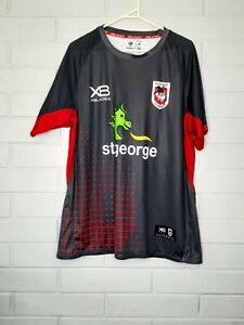 NRL St George Illawarra Dragons Training Shirt XBlades Size Mens 2XL