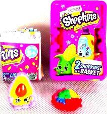 Shopkins Season 2! Mystery Basket 2 Figures Dippy Avocado & Fifi Fruit Tart RARE