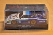 Sideways Porsche 935 78 Le Mans 1982