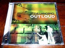 CD: Steve Langemo - Out Loud 2008 Slangemo Music Junkie Club Chaos Theory NEW