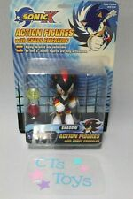 Sonic X with Chaos Emeralds Shadow 5 Inch Figure