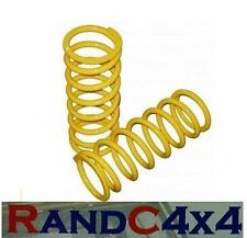 "Land Rover Defender Rear +50mm Lift Coil Springs Heavy Duty +2"" DA4205"