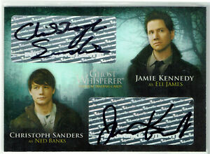 Ghost Whisperer Seasons 1 to 4 Trading Cards Autographs & Costumes Selection