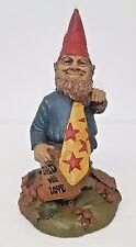 Cairn Tom Clark Gnome Dad With Love Fathers Day Figurine