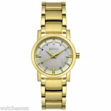 DKNY Women's NY4520 Crystal Accented Gold-Tone Stainless Steel Watch