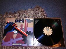 "Big country - steeltown - 12""lp a1/b2 1984 vgc/ex.con"