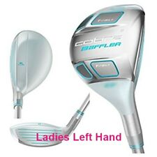 COBRA BAFFLER T RAIL + NO. 4 HYBRID - LADIES FLEX - LADIES LEFT HAND - NEW