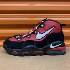 Nike Air Max Uptempo '95 Chicago Bulls Red/Black Men's Shoes Sz 12 (CK0892 600)