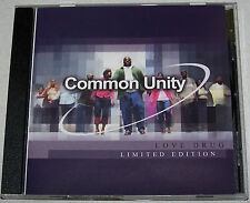 Common Unity Love Drug CD Limited Edition