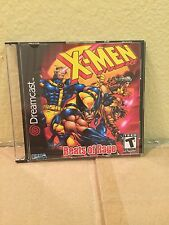 X-Men Beats of Rage Sega Dreamcast Game