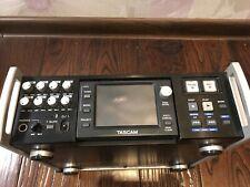 Tascam HS-P82 HSP82 8-Channel Digital Field Portable Audio Recorder