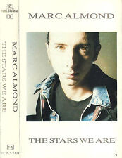 MARC ALMOND THE STARS WE ARE CASSETTE ALBUM Electronic Synth-pop 1988 UK