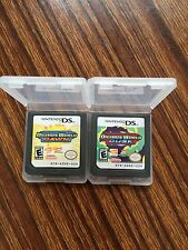 2 Pcs Digimon World Dawn,Dusk (US Version,English) Game Card for Nintendo 3ds