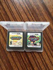 2 Pcs Digimon World Dawn,Dusk (US Version,English) Game Card for Nintendo 3ds