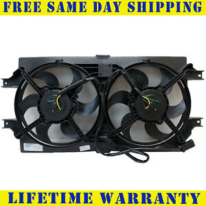 Radiator And Condenser Fan For Dodge Intrepid Chrysler Concorde CH3115103