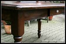 Tisch Esstisch Massivholz Landhaustisch Esszimmer 120 cm, Mod.03 antik Neu