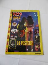 Kiss Strike Special Alive III poster edition with 16 posters1