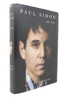 Robert Hilburn PAUL SIMON The Life [Deckle Edge] 1st Edition 1st Printing