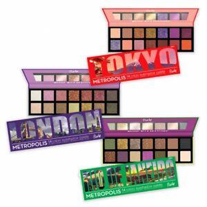 RUDE? Metropolis 14 Color Eyeshadow Palette (BUNDLE)
