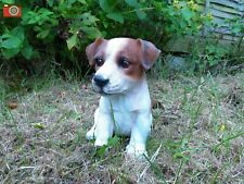 More details for jack russell puppy, vivid arts, so cute home & garden ornament. very realistic