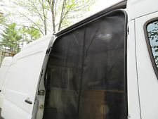 Mercedes Sprinter Van,Magnetic Mosquito Screen,Slider Door Opening, Camping