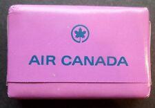 Air Canada . Soap Bar . Airline Savon Seife Jet Aircraft Plane Sapone Zeep Sape