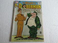 Sgt. Bilko's Pvt. Doberman No. 2 1958 Dc Comic Book