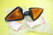 Genuine Honda VT250 VT250F Turn Signal Winker L/R Nos. 33450/33400-KM3-003
