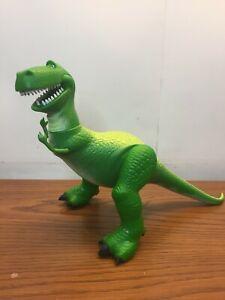 Toy Story Rex T-Rex Dinosaur 10' Figure Thinkway Toys T62204