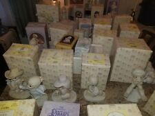 Lot Of 35 Precious Moments Figurine-Will sell them seperate