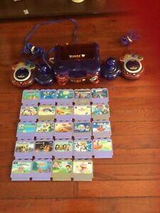 Vtech Vsmile learning system with games
