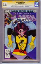X-Men #168 CGC 9.8 SS Signed Stan Lee & Claremont! 1st Madelyne Prior-Summers!