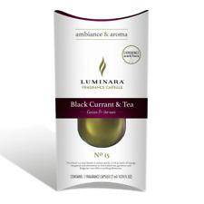 Luminara Blackcurrant & Tea Fragrance Pod