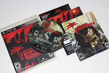 PS3 Dead Island: Riptide Special Edition (Sony PlayStation 3, 2013)