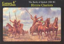 Caesar Miniatures - Hittite Chariots - 1:72