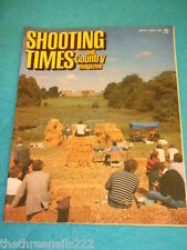SHOOTING TIMES & COUNTRY MAGAZINE - MAY 27 1982