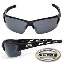 Pouch New XLoop Mens Womens Sports UV400 Sunglasses CKK X40