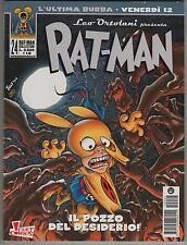 RAT - MAN Collection n.24 ratman IL POZZO DEL DESIDERIO !