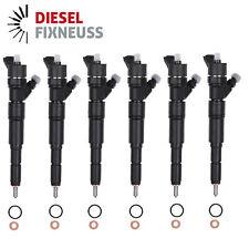 6x Injecteur BMW E60 530d 160kW E61 530d X5 E53 0445110131 0986435084
