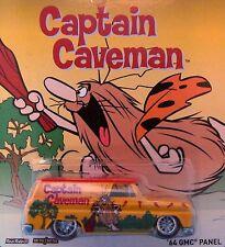 2013 Hot Wheels POP CULTURE Hanna-Barbera '64 GMC PANEL Captain Caveman *RR