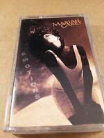 Mariah Carey : Emotions : Vintage Tape Cassette Album from 1991